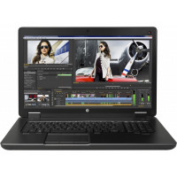 Laptop HP Zbook 17 G2, Intel Core i7-4710MQ 2.50GHz, 16GB DDR3, 512GB SSD, DVD-RW, 17.3 Inch HD+, Tastatura Numerica, Webcam