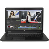 Laptop HP Zbook 17 G2, Intel Core i7-4710MQ 2.50GHz, 16GB DDR3, 512GB SSD, DVD-RW, NVIDIA Quadro K3100M, 17.3 Inch Full HD, Tastatura Numerica, Webcam, Second Hand Laptopuri Second Hand