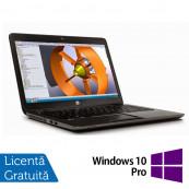 Laptop Refurbished Hp Zbook 14 G2, Intel Core i7-5500U 2.40Ghz, 16GB DDR3, 256GB SSD, 14 inch, IPS LED display + Windows 10 Pro Laptopuri Refurbished