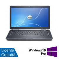 Laptop DELL Latitude E6430, Intel Core i5-3340M 2.70GHz, 4GB DDR3, 320GB SATA, DVD-RW, 14 Inch + Windows 10 Pro