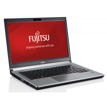 Laptop FUJITSU SIEMENS E734, Intel Core i5-4210M 2.60GHz, 4GB DDR3, 120GB SSD, 13.3 inch Laptopuri Second Hand