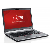 Laptop FUJITSU SIEMENS E734, Intel Core i5-4210M 2.60GHz, 4GB DDR3, 500GB SATA, Fara Webcam, DVD-RW, 13.3 Inch