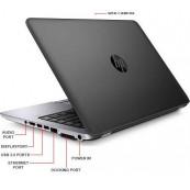 Laptop HP EliteBook 820 G1, Intel Core i5-4300U 1.90GHz, 4GB DDR3, 320GB SATA, Webcam, 12.5 Inch + Windows 10 Home, Refurbished Laptopuri Refurbished