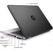 Laptop HP EliteBook 820 G1, Intel Core i7-4600U 2.10GHz, 8GB DDR3, 120GB SSD, 12 inch, Second Hand Laptopuri Second Hand
