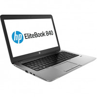 Laptop HP ProBook 840 G1, Intel Core i5-4300U 1.90GHz, 4GB DDR3, 500GB SATA, Webcam, 14 inch