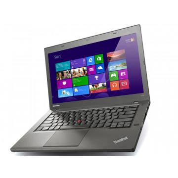 Laptop LENOVO ThinkPad T440P, Intel Core i5-4300M 2.60GHz, 8GB DDR3, 120GB SSD, Webcam, DVD-ROM, 14 Inch, Grad B (0137), Second Hand Laptopuri Ieftine