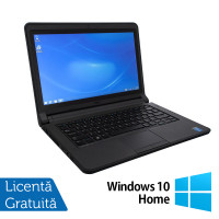 Laptop Refurbished DELL Latitude 3340, Intel Core i3-4010U 1.70GHz, 4GB DDR3, 500GB SATA, 13.3 inch + Windows 10 Home