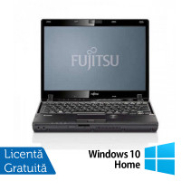 Laptop Refurbished FUJITSU Lifebook P772, Intel Core i5-3320 2.60 GHz, 8GB DDR3, 120GB SSD, DVD-RW + Windows 10 Home