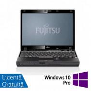 Laptop Refurbished FUJITSU Lifebook P772, Intel Core i5-3320 2.60 GHz, 8GB DDR3, 120GB SSD, DVD-RW + Windows 10 Pro