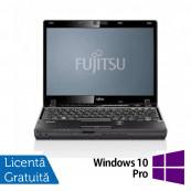 Laptop Refurbished FUJITSU Lifebook P772, Intel Core i5-3320 2.60 GHz, 8GB DDR3, 240GB SSD, DVD-RW + Windows 10 Pro Calculatoare Refurbished