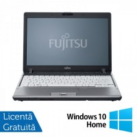 Laptop Refurbished FUJITSU SIEMENS P701, Intel Core i3-2310M 2.10GHz, 4GB DDR3, 160GB HDD + Windows 10 Home