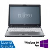 Laptop Refurbished FUJITSU SIEMENS P701, Intel Core i3-2310M 2.10GHz, 4GB DDR3, 160GB HDD + Windows 10 Pro Laptopuri Refurbished