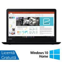 Laptop Lenovo Thinkpad 13, Intel Core i5-7200U 2.50GHz, 8GB DDR4, 256GB SSD M.2, 13.3 Inch Full HD, Webcam + Windows 10 Home
