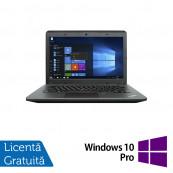 Laptop Lenovo ThinkPad E540, Intel Core i3-4000M 2.40GHz, 4GB DDR3, 500GB SATA, DVD-RW, 15.6 Inch, Webcam + Windows 10 Pro, Refurbished Laptopuri Refurbished