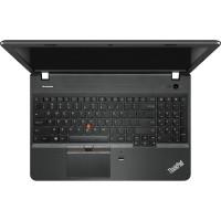 Laptop Lenovo ThinkPad E550, Intel Core i7-5500U 2.40GHz, 8GB DDR3, 500GB SATA, DVD-RW, 15.6 Inch, Tastatura Numerica, Webcam