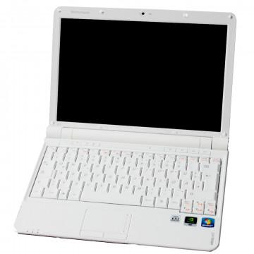 Laptop LENOVO IdeaPad S12, Intel Atom N270 1.60GHz, 1GB DDR2, 160GB HDD, 12.1 Inch, Webcam, Second Hand Laptopuri Ieftine