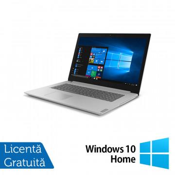 Laptop Nou LENOVO L340-17API, AMD Ryzen 5 3500U 2.10GHz, 8GB DDR4, 1TB SATA, Bluetooth, Webcam, Platinum Gray + Windows 10 Home Laptopuri Noi