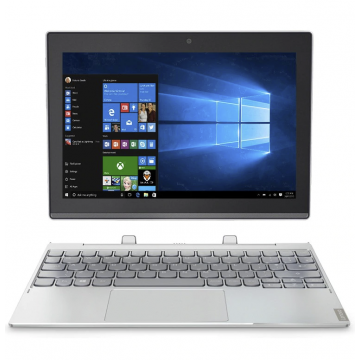 Laptop LENOVO IdeaPad Miix 320, Intel Atom x5-z8330 1.44GHz, 4GB DDR3, 60GB EMMC SSD, Webcam, Touchscreen, FullHD, 10 Inch, Second Hand Laptopuri Second Hand