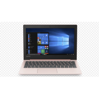 Laptop LENOVO IdeaPad S130-11IGM, Intel Celeron N4000 1.10GHz, 4GB DDR3, 60GB SSD, Webcam, 12.5 Inch, Pink