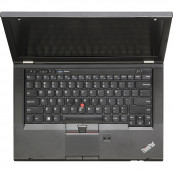 Laptop LENOVO ThinkPad T430, Intel Core i5-3210M 2.50GHz, 4GB DDR3, 320GB SATA, DVD-RW, 14 Inch, Webcam + Windows 10 Home, Refurbished Intel Core i5