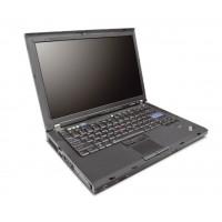 Laptop Lenovo ThinkPad R61, Intel Core 2 Duo T7100 1.80GHz, 2GB DDR2, 80GB SATA, DVD-ROM, 14.1 Inch, Fara Webcam