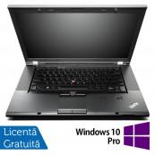 Laptop Lenovo ThinkPad W530, Intel Core i7-3610QM 2.30GHz, 8GB DDR3, 120GB SSD, nVIDIA Quadro K1000M, DVD-RW, 15.6 Inch, Webcam + Windows 10 Pro, Refurbished Laptopuri Refurbished