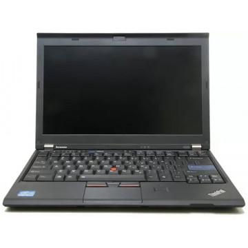 Laptop LENOVO ThinkPad X220, Intel Core i5-2450M 2.50GHz, 4GB DDR3, 320GB SATA, Fara Webcam, 12.5 Inch, Second Hand Laptopuri Second Hand