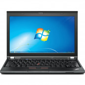 Laptop LENOVO Thinkpad x230, Intel Core i5-3320M 2.60GHz, 4GB DDR3, 120GB SSD, 12.5 Inch, Webcam, Grad A-, Second Hand Laptopuri Ieftine