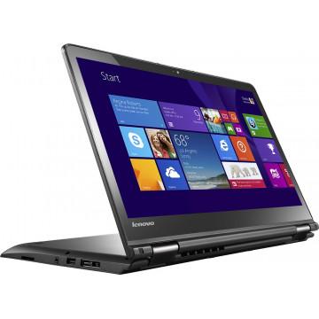 Laptop LENOVO Yoga 14, Intel Core i3-4010U 1.70GHz, 4GB DDR3, 500GB SATA, 13 Inch, Webcam, Second Hand Laptopuri Second Hand