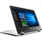 Laptop Lenovo Yoga 300-11IBR, Intel Celeron N3060 1.60GHz, 4GB DDR3, 64GB SSD, 11.6 Inch TouchScreen, Webcam, Second Hand Laptopuri Second Hand