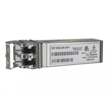 Modul HP 10G SFP+ LC SR, Optical Module Fiber Transceiver, Pana la 300 m, Refurbished Servere & Retelistica