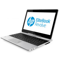 Laptop HP EliteBook Revolve 810 G3, Intel Core i5-5200U 2.20GHz, 4GB DDR3, 256GB SSD, 11.6 Inch Touchscreen, Webcam