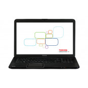 Laptop Toshiba Satellite C870D-110, AMD E1-1200 1.40GHz, 4GB DDR3, 250GB SATA, DVD-RW, 17.3 Inch, Webcam, Tastatura Numerica, Grad A-, Second Hand Laptopuri Ieftine