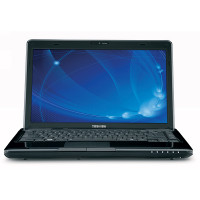 Laptop Toshiba L630, Intel Core i3-330M 2.13GHz, 4GB DDR3, 320GB SATA, DVD-RW, 15.6 Inch