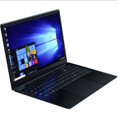 Laptop Nou Slim School WEIGO WHA-156H, Intel Quad Core Celeron N4100, 1.10 - 2.40GHz, 8GB DDR4, 192GB SSD, Display IPS Full HD, Webcam, 15.6 Inch + Windows 10 Pro Laptopuri Noi