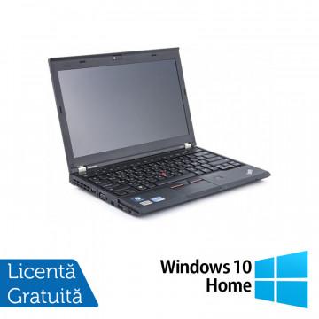Laptop LENOVO Thinkpad x230, Intel Core i5-3320M 2.60GHz, 4GB DDR3, 500GB SATA, 12 Inch + Windows 10 Home, Refurbished Laptopuri Refurbished