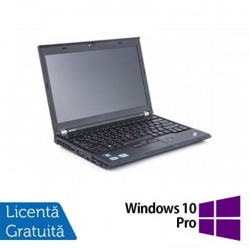 Laptop LENOVO Thinkpad x230, Intel Core i5-3320M 2.60GHz, 4GB DDR3, 500GB SATA, 12 Inch + Windows 10 Pro, Refurbished Laptopuri Refurbished