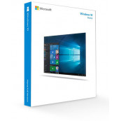 Microsoft Windows 10 Home, 64 bit, Engleza, OEM, DVD  Software