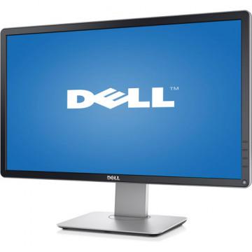 Monitor DELL P2314H, 23 inch, LED, 1920 x 1080, DVI, VGA, DisplayPort, 3x USB, Widescreen Full HD, Second Hand Monitoare Second Hand