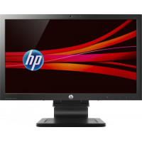 Monitor LED HP LA2206XC, 22 inch, 5ms, VGA, DVI, DisplayPort, USB, VGA, Camera, Boxe stereo, Full HD, Fara Picior