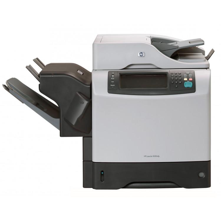 Multifunctionala HP LaserJet M4345 MFP, 45 PPM, 1200 x ...