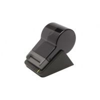 Pachet Cititor coduri de bare Datalogic Heron D130, Negru, Interfata USB + Imprimanta Termica Seiko SLP650, USB, 100mm pe secunda