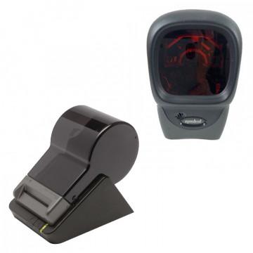 Pachet Cititor coduri de bare Motorola LS9208-SR10007NSWW, USB, Fara stand + Imprimanta Termica Seiko SLP650, USB, 100mm pe secunda, Second Hand Oferte Pachete IT
