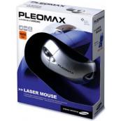 Mouse Laser Samsung Pleomax SPM-9000, 1600dpi, 6 butoane, USB+PS/2 Periferice