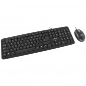 Kit Tastatura + Mouse cu fir, Titanum TK106 Salem, USB Periferice