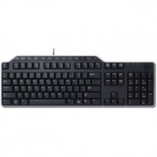 Tastatura Dell Qwerty KB522, Multimedia, USB, Negru Periferice
