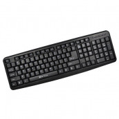 Tastatura Serioux SRXK-9400USB, Cu fir, Layout US, USB Periferice