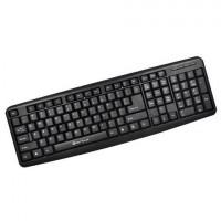 Tastatura Serioux SRXK-9400USB, Cu fir, Layout US, USB