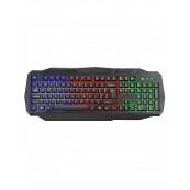 Tastatura Iluminata de Gaming cu cablu USB 1.4M, TED-KD620 Periferice