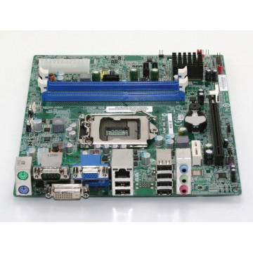 Placa de baza Acer H61H2-AD, LGA1155, 2xDDR3, Ivy Bridge si Sandy Bridge, Fara Shield, Second Hand Componente Calculator